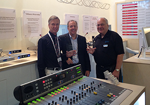 Sonifex Distributor Awards 2014